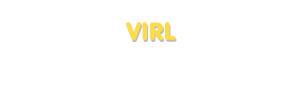 Der Vorname Virl