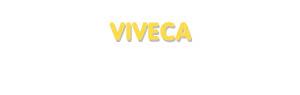 Der Vorname Viveca