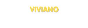 Der Vorname Viviano