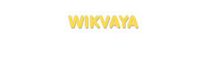 Der Vorname Wikvaya