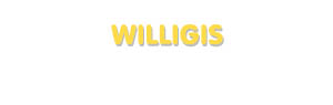 Der Vorname Willigis