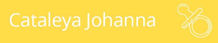 Cataleya Johanna