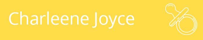Charleene Joyce