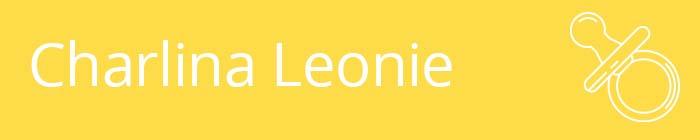 Charlina Leonie