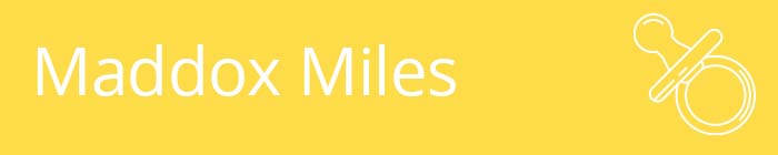 Maddox Miles