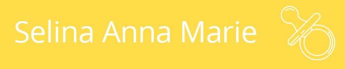 Selina Anna Marie