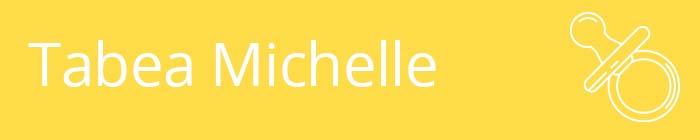 Tabea Michelle