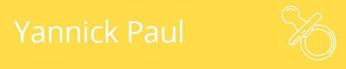 Yannick Paul