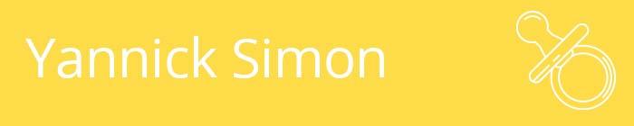 Yannick Simon