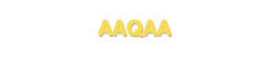 Der Vorname Aaqaa