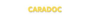 Der Vorname Caradoc
