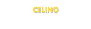 Der Vorname Celino