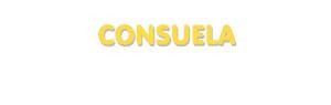 Der Vorname Consuela