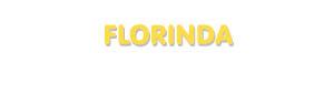 Der Vorname Florinda