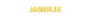 Der Vorname Jamielee