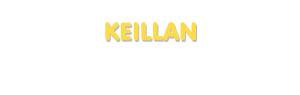 Der Vorname Keillan