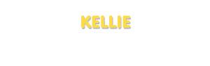 Der Vorname Kellie