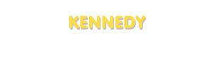 Der Vorname Kennedy