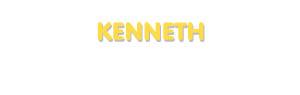 Der Vorname Kenneth