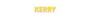 Der Vorname Kerry