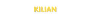 Der Vorname Kilian