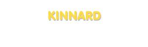 Der Vorname Kinnard