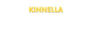 Der Vorname Kinnella