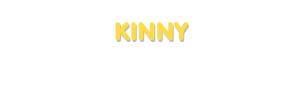 Der Vorname Kinny