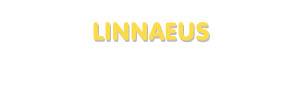 Der Vorname Linnaeus