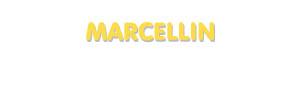 Der Vorname Marcellin
