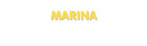 Der Vorname Marina