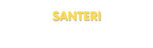 Der Vorname Santeri