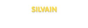 Der Vorname Silvain