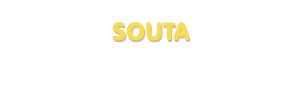 Der Vorname Souta