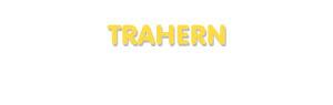 Der Vorname Trahern