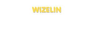 Der Vorname Wizelin