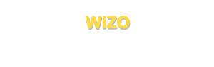 Der Vorname Wizo